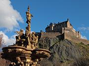 Самолетни билети Единбург