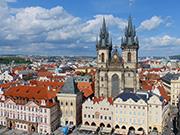 Самолетни билети Прага