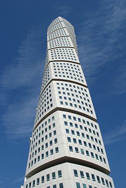 Въртящата се кула в Малмьо